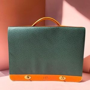 Handbags - Vintage briefcase, laptop case , documents holder